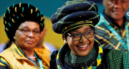 Winnie Madikizela-Mandela: For many South Africans, 'She was the movement'